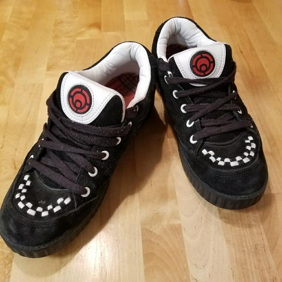 OSIRIS Ali Boulala Rare Skate Shoes Black Size 10